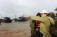 Phó Thủ tướng Hoàng Trung Hải: Bão sượt qua cũng đủ để lại nhiều bài học