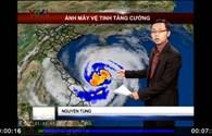 Bão số 14: Bản tin mới nhất về siêu bão Haiyan lúc 12h00