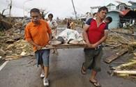 Bão số 14: Hơn 1.200 người Philippines thiệt mạng vì siêu bão Haiyan