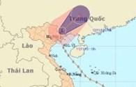 Bão số 14: Siêu bão Haiyan đã ra khỏi biên giới Việt Nam