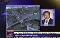 Bản tin video: Tình hình người Việt và tiến trình khắc phục hậu quả sau bão ở Philippines