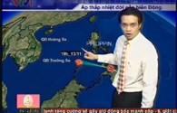 Bản tin video: Tối nay ATNĐ sẽ tiến vào biển Đông và có khả năng mạnh lên thành bão