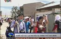 Bản tin video: Hành trình đi tìm người Việt còn sót lại ở Tacloban