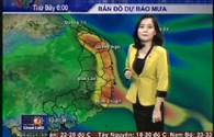 Bản tin video: Tối nay, từ Quảng Trị đến Ninh Thuận có mưa to đến rất to