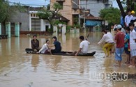 Quảng Nam: Gần 78 ngàn ngôi nhà ngập trong lũ