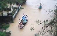 Diễn biến mới nhất về tình hình mưa lũ tại miền Trung