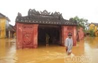 Lũ ở Quảng Nam: 1 người chết, hàng chục ngàn nhà ngập sâu, nhiều vùng bị cô lập