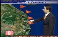 Bản tin video: Cập nhật tình hình thời tiết và lũ ở miền Trung - Tây Nguyên