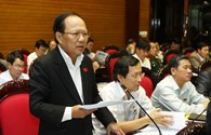 Bộ trưởng giảng bài học vỡ lòng về văn hóa trước Quốc hội