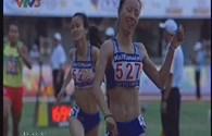 SEA Games 27: Việt Nam giành tiếp 1 HCV, 1 HCB ở nội dung 800m nữ