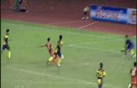 SEA Games 27: Clip Mạc Hồng Quân ghi bàn thắng danh dự cho U23 Việt Nam