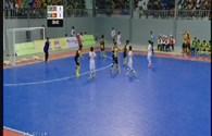 Trực tiếp futsal nữ (3-3): Clip màn rượt đuổi tỉ số ngoạn mục của Việt Nam - Malaysia