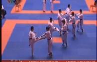 Tường thuật SEA Games 27: Clip màn biểu diễn của các võ sĩ Kempo Việt Nam