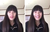 Tâm sự và lời chúc Tết dễ thương của nữ du học sinh tại Nhật