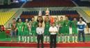 LĐLĐ tỉnh Quảng Nam: Bế mạc giải bóng đá nam CNVCLĐ năm 2015