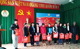 """LĐLĐ tỉnh Đắk Nông: Tổ chức chương trình """"Tết Sum vầy"""" năm 2017"""