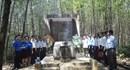 LĐLĐ tỉnh Quảng Nam và Quảng Ngãi: Phối hợp tôn tạo khu mộ đồng chí Huỳnh Ngọc Huệ