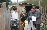 Xác định thiệt hại của các căn nhà bị phá huỷ tại Tiên Lãng