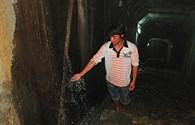 """Đập thuỷ điện Sông Tranh 2: Lại lo """"suối"""" trong thân đập"""