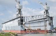 """Sức nâng ụ nổi 83M đã bị """"ngót"""" 8.500 tấn"""