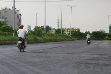 177 mét đường, trong 1 giờ xảy ra 7 vụ tai nạn giao thông
