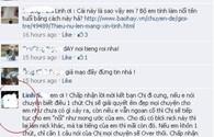 Bàng hoàng đòn thù trên facebook, giả làm cave hại nhau