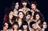 """Cuộc """"lột xác"""" của 13 thí sinh Next Top Model 2012"""