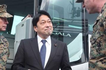 Nhật bàn phối hợp phản ứng trên biển với Philippines và Mỹ