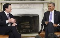 Xác lập quan hệ Việt Nam - Hoa Kỳ là đối tác toàn diện