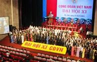 Đại hội XI Công đoàn Việt Nam: Nhiều ý kiến đồng ý với chỉ tiêu đề ra