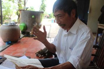 Chuyện cựu chủ tịch xã hơn 15 năm theo đuổi vụ án Huỳnh Văn Nén