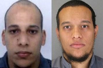 Vụ khủng bố trên đất Pháp: Tuổi thơ bất hạnh của hai anh em nhà Kouachi