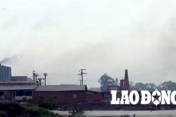 Ô nhiễm khó tưởng tượng ở Mẫn Xá, Bắc Ninh