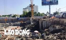 """Dự án Gateway Thảo Điền, Q.2, TP.HCM: Chưa đền bù xong đã thi công, chính quyền nửa """"đấm"""" nửa """"xoa"""""""
