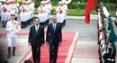 Khoảnh khắc thân thiện với Việt Nam của Tổng thống Mỹ