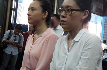 Bị cáo Thùy Dung khẳng định, đã viết thư từ trong trại giam cho Lữ Minh Nghĩa