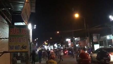 Gần 100 thanh niên chém nhau giữa phố: Công an Đồng Nai tiết lộ nguyên nhân