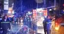 TPHCM: Cháy nhà ở khu phố Tây Bùi Viện, du khách hoảng hốt bỏ chạy