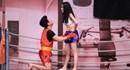 Top 5 showbiz: Trường Giang liên tục ôm hôn tình cũ Trấn Thành