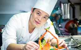 Đầu bếp Jack Lee: Từ quá khứ bị đánh đập, mất vị giác trở thành đầu bếp của những ngôi sao
