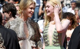 Top 5 showbiz: Elle Fanning diện váy xẻ táo bạo trên thảm đỏ Cannes