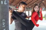 Top 5 showbiz: Ngọc Trinh nóng bỏng trên sàn võ, tình tứ bạn diễn kém 8 tuổi