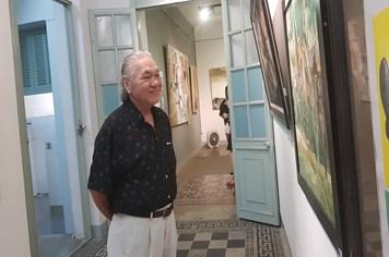 122 tác phẩm từ những chuyến đi thực tế hút người Sài Gòn tới xem
