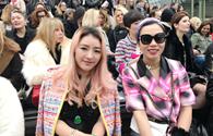 CEO Elise - Lưu Nga xúc động được ngồi ghế danh dự show Chanel