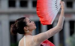 Nguyễn Thị Thành lọt Top 10 Hoa hậu tài năng tại Miss Eco International 2017