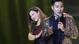 """Minh Tuyết tiết lộ từng bị Quang Dũng """"cưỡng hôn"""" trên ghế giám khảo """"Ai sẽ thành sao"""""""
