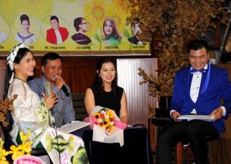 Duyên sáng tác giữa nhạc sĩ Nam Khai và nhà thơ Phan Quỳnh Như