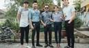 Hoa hậu Thu Hoài, Rocker Nguyễn phát 300 suất chay sáng cho bệnh nhân Viện tim 115