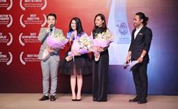 """Đoàn phim """"Đảo của dân ngụ cư"""" háo hức trước giờ tham gia LHP quốc tế Cannes"""