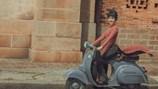 Hoa hậu Hằng Nguyễn chụp ảnh theo phong cách cổ điển